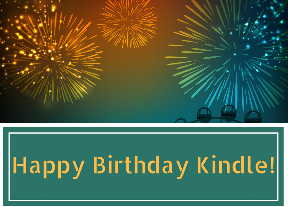 Wish upon a Star – Happy 10th birthday Amazon Kindle!